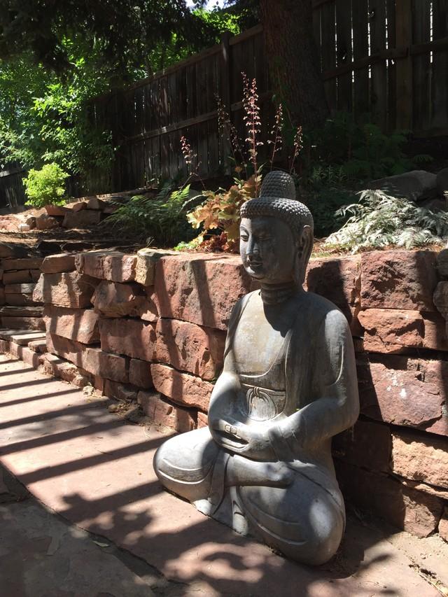 How to Create a Calming Meditation Garden-Calming Garden ... on Meditation Patio Ideas id=94158